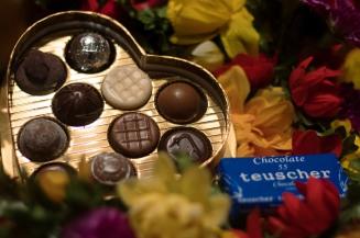 Assorted Chocolate Truffle Box